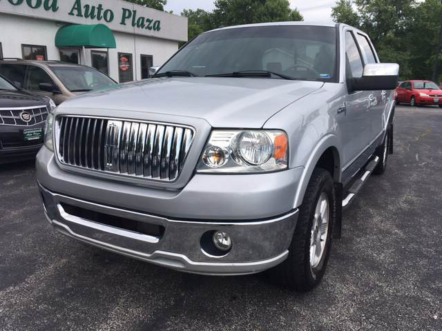 2006 Lincoln Mark LT for sale at Greenwood Auto Plaza in Greenwood MO