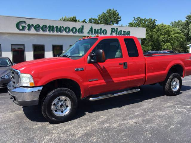 2004 Ford F-350 Super Duty for sale at Greenwood Auto Plaza in Greenwood MO