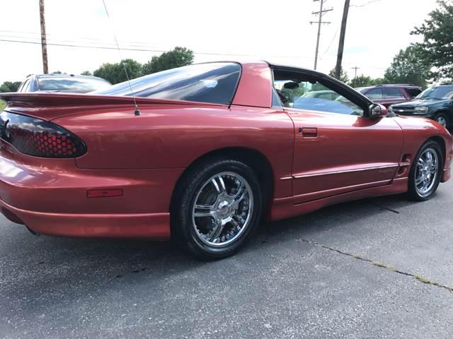 2001 Pontiac Firebird for sale at Greenwood Auto Plaza in Greenwood MO