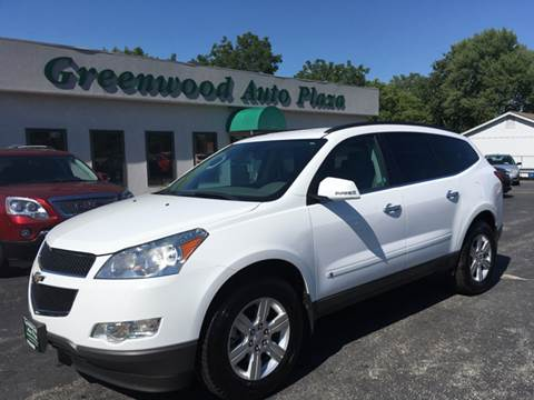 2010 Chevrolet Traverse for sale at Greenwood Auto Plaza in Greenwood MO