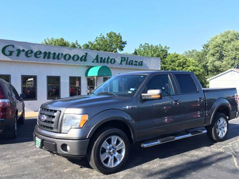 2010 Ford F-150 for sale at Greenwood Auto Plaza in Greenwood MO