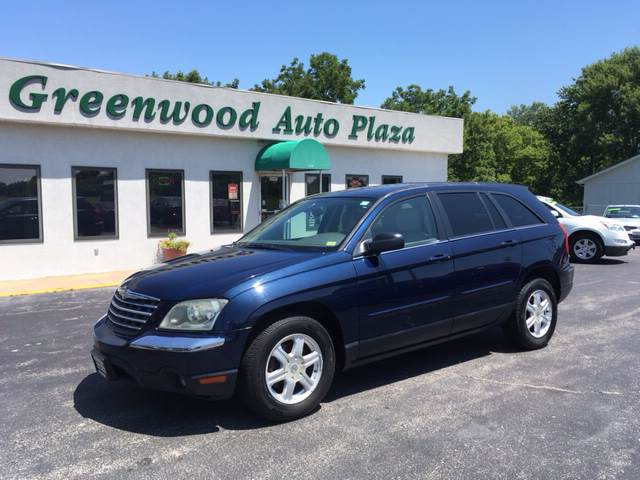 2005 Chrysler Pacifica for sale at Greenwood Auto Plaza in Greenwood MO