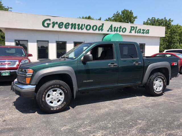 2005 Chevrolet Colorado for sale at Greenwood Auto Plaza in Greenwood MO