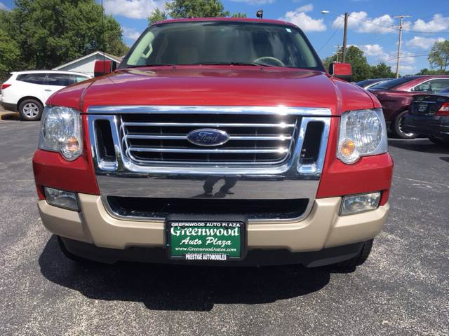 2010 Ford Explorer for sale at Greenwood Auto Plaza in Greenwood MO