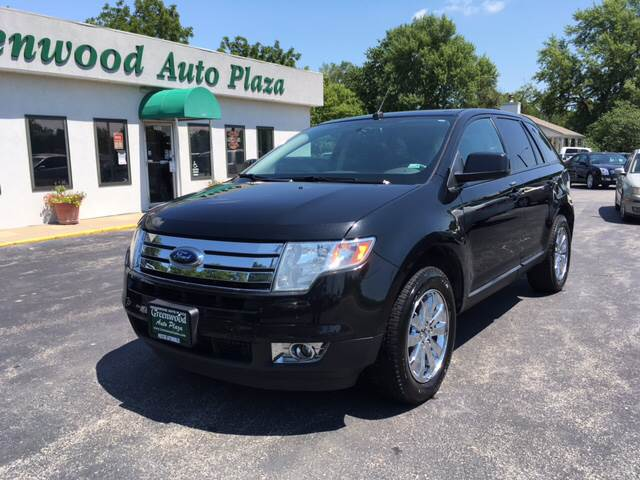 2010 Ford Edge for sale at Greenwood Auto Plaza in Greenwood MO