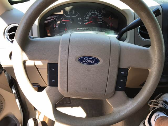 2007 Ford F-150 for sale at Greenwood Auto Plaza in Greenwood MO
