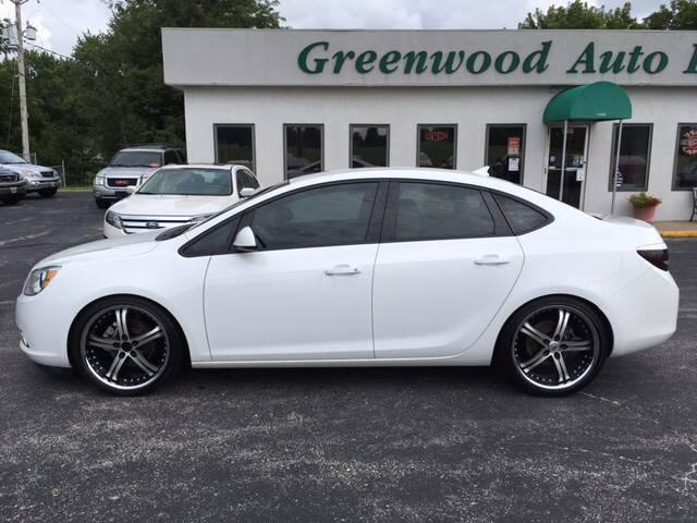 2012 Buick Verano for sale at Greenwood Auto Plaza in Greenwood MO