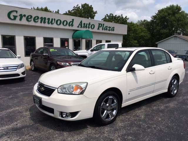 2006 Chevrolet Malibu for sale at Greenwood Auto Plaza in Greenwood MO