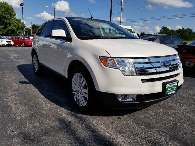 2008 Ford Edge for sale at Greenwood Auto Plaza in Greenwood MO