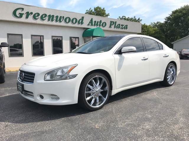 2011 Nissan Maxima for sale at Greenwood Auto Plaza in Greenwood MO