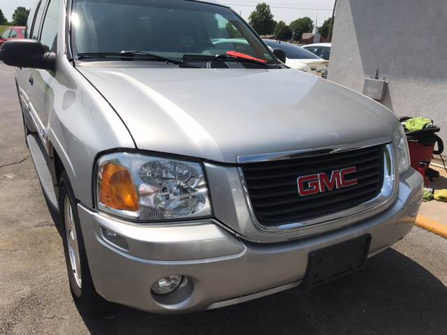 2004 GMC Envoy XL for sale at Greenwood Auto Plaza in Greenwood MO