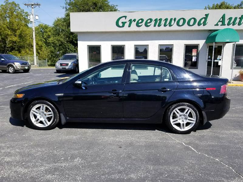 2007 Acura TL for sale at Greenwood Auto Plaza in Greenwood MO