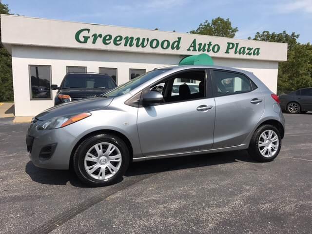 2012 Mazda MAZDA2 for sale at Greenwood Auto Plaza in Greenwood MO
