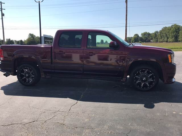 2007 GMC Sierra 1500 for sale at Greenwood Auto Plaza in Greenwood MO