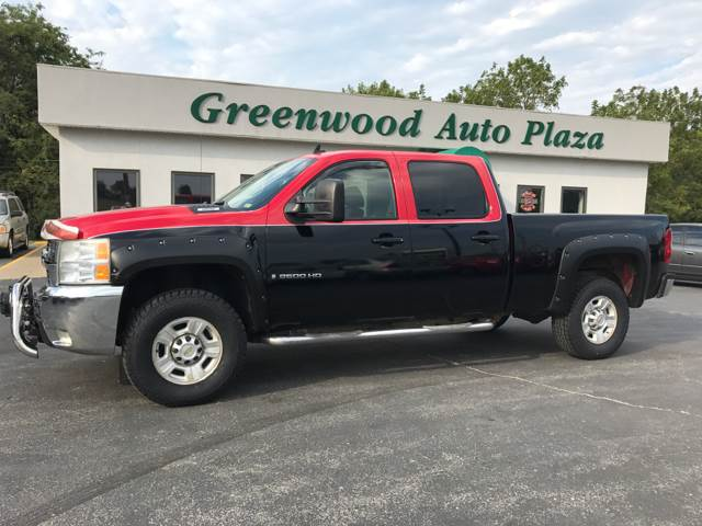 2009 Chevrolet Silverado 2500HD for sale at Greenwood Auto Plaza in Greenwood MO