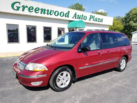 2002 Ford Windstar for sale in Greenwood, MO