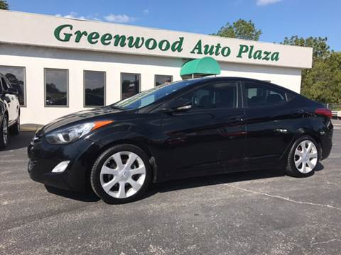 2012 Hyundai Elantra for sale at Greenwood Auto Plaza in Greenwood MO