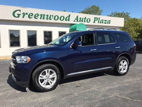 2013 Dodge Durango for sale in Greenwood, MO