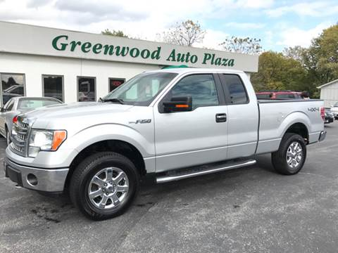 2013 Ford F-150 for sale in Greenwood, MO