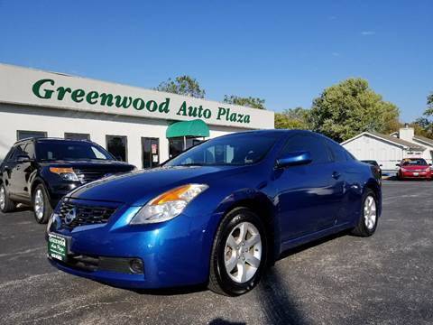 2009 Nissan Altima for sale in Greenwood, MO