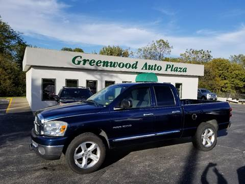 2007 Dodge Ram Pickup 1500 for sale in Greenwood, MO