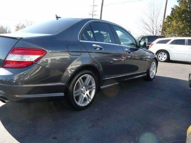 2008 Mercedes-Benz C-Class for sale at Greenwood Auto Plaza in Greenwood MO