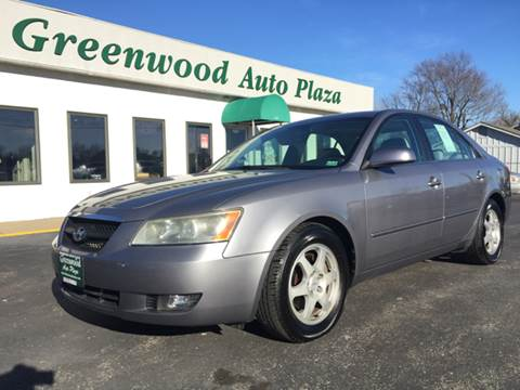 2006 Hyundai Sonata for sale at Greenwood Auto Plaza in Greenwood MO