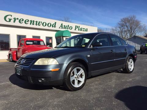 2004 Volkswagen Passat for sale at Greenwood Auto Plaza in Greenwood MO