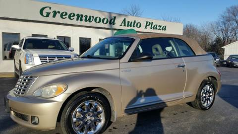 2006 Chrysler PT Cruiser for sale at Greenwood Auto Plaza in Greenwood MO
