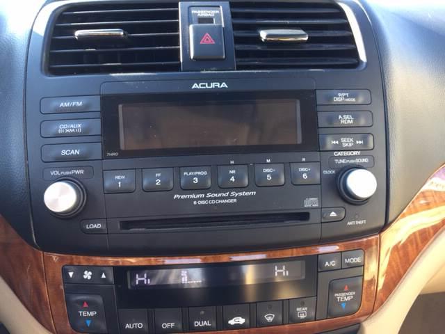 2008 Acura TSX 4dr Sedan 5A - Greenwood MO