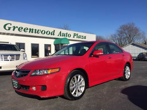 2008 Acura TSX for sale at Greenwood Auto Plaza in Greenwood MO
