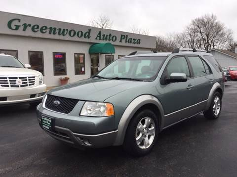2007 Ford Freestyle for sale at Greenwood Auto Plaza in Greenwood MO