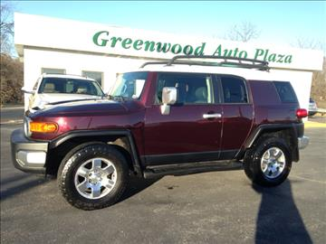 2007 Toyota FJ Cruiser for sale at Greenwood Auto Plaza in Greenwood MO