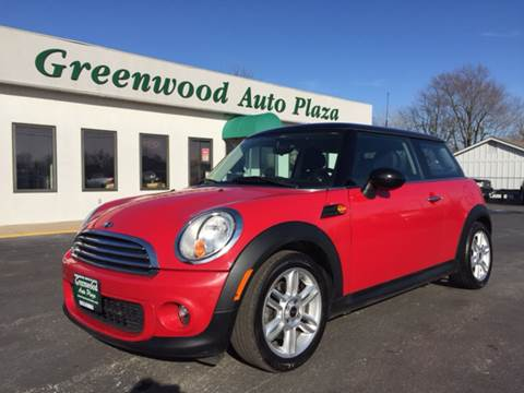 2012 MINI Cooper Hardtop for sale at Greenwood Auto Plaza in Greenwood MO