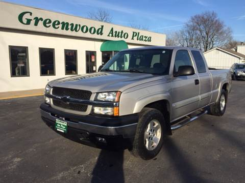 2005 Chevrolet Silverado 1500 for sale at Greenwood Auto Plaza in Greenwood MO