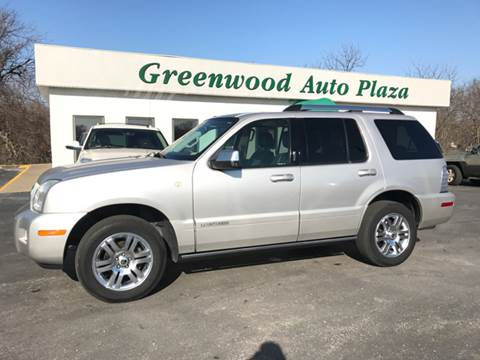 2007 Mercury Mountaineer for sale at Greenwood Auto Plaza in Greenwood MO