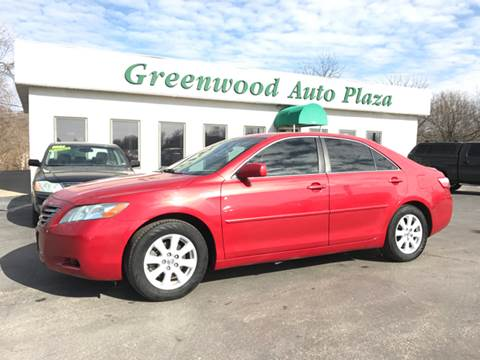 2009 Toyota Camry Hybrid for sale at Greenwood Auto Plaza in Greenwood MO