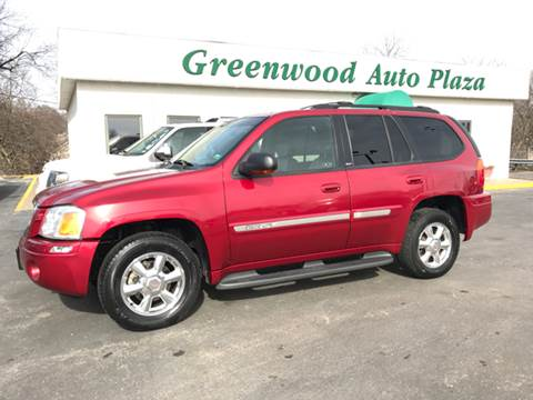 2003 GMC Envoy for sale at Greenwood Auto Plaza in Greenwood MO