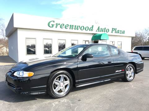 2004 Chevrolet Monte Carlo for sale at Greenwood Auto Plaza in Greenwood MO