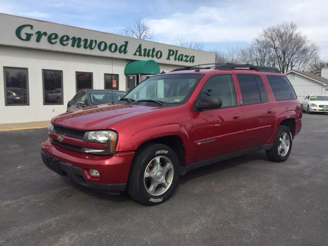 2004 Chevrolet TrailBlazer EXT LT 4WD 4dr SUV - Greenwood MO