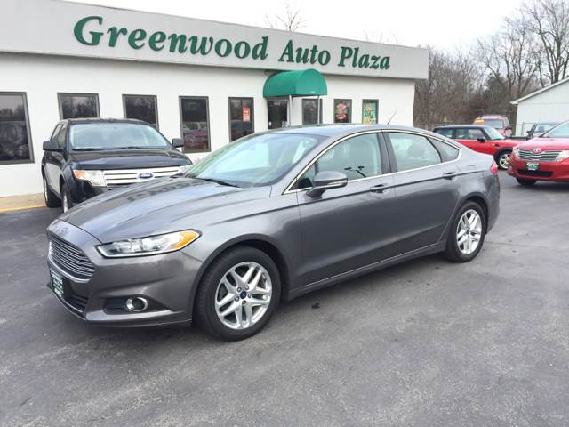 2013 Ford Fusion SE 4dr Sedan - Greenwood MO