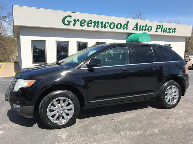 2008 Ford Edge AWD Limited 4dr SUV - Greenwood MO