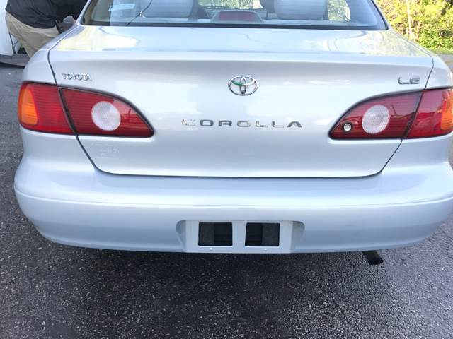 2002 Toyota Corolla LE 4dr Sedan - Greenwood MO