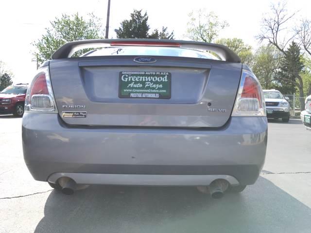 2006 Ford Fusion V6 SE 4dr Sedan - Greenwood MO