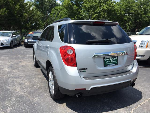 2011 Chevrolet Equinox for sale at Greenwood Auto Plaza in Greenwood MO