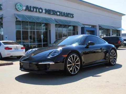 2014 Porsche 911 for sale in Plano, TX