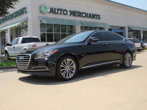 2017 Genesis G80 for sale in Plano, TX