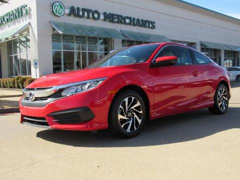 2016 Honda Civic for sale in Plano, TX