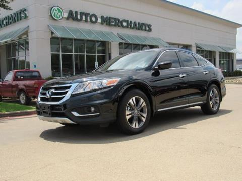 2015 Honda Crosstour for sale in Plano, TX