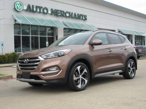 2017 Hyundai Tucson for sale in Plano, TX